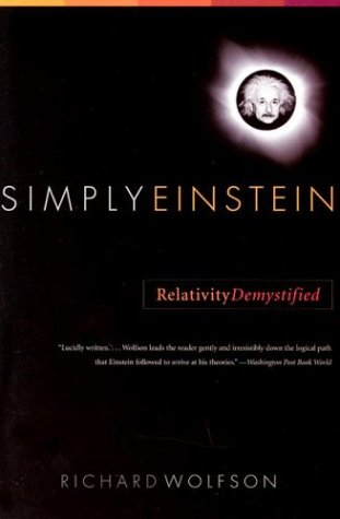 Simply Einstein: Relativity Demystified 9780393325072