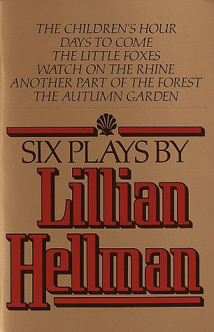 Six Plays by Lillian Hellman 9780394741123