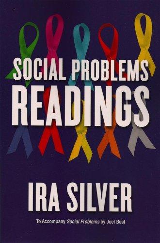 Social Problems: Readings 9780393929324