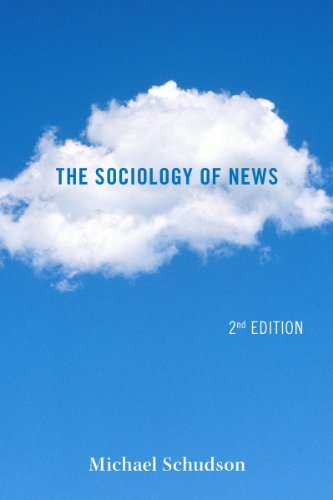 The Sociology of News 9780393912876
