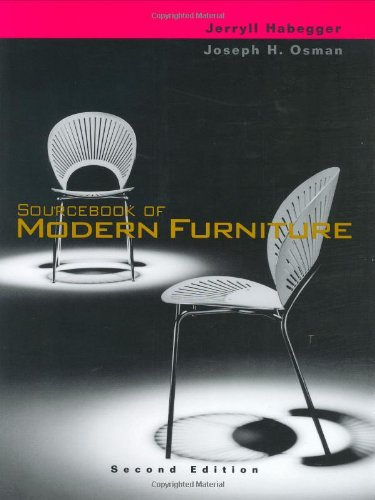 Sourcebook of Modern Furniture 9780393730104