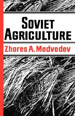 Soviet Agriculture 9780393335231