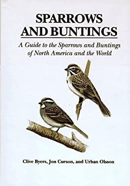 Sparrows and Buntings: A Identification Guide 9780395738733