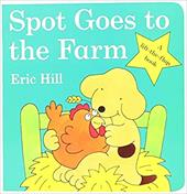Spot Goes to the Farm Board Book 1260750