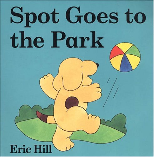 Spot Goes to the Park 9780399243639