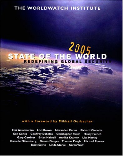 State of the World 2005: Redefining Global Security 9780393326666