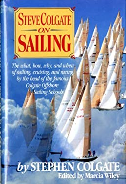 Steve Colgate on Sailing 9780393029031