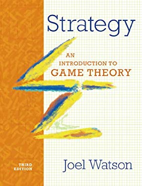 Strategy: An Introduction to Game Theory 9780393918380