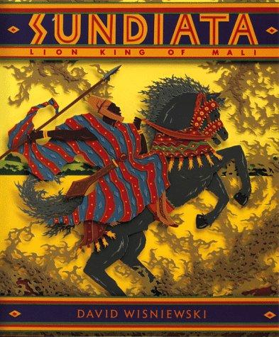 Sundiata: Lion King of Mali 9780395764817
