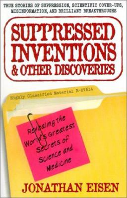 Suppressed Inventions 9780399527357