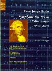 "Symphony No. 103 in E-Flat Major (""Drum Roll"") 1197803"