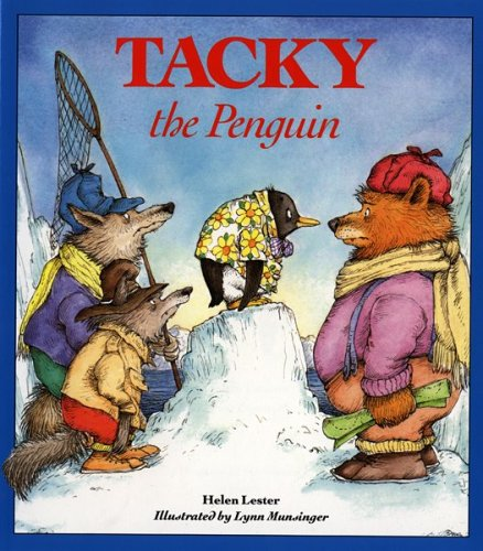 Tacky the Penguin 9780395562338
