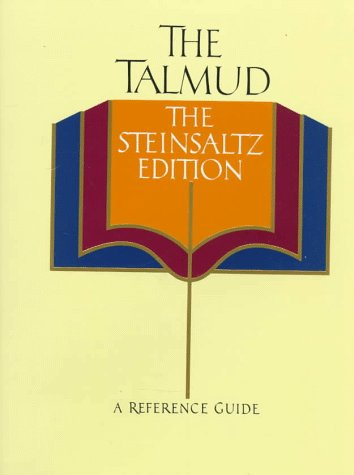 Talmud Reference Guide 9780394576657