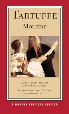 Tartuffe: A Verse Translation, Backgrounds and Sources, Criticism 9780393931396