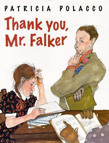 Thank You, Mr. Falker 9780399231667