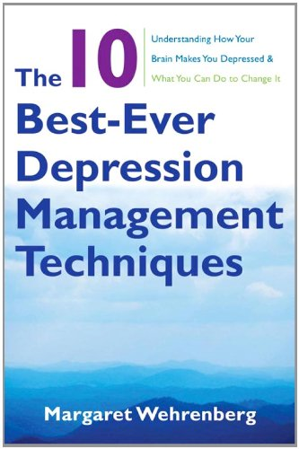 The 10 Best-Ever Depression Management Techniques: Understanding How Your Brain Makes You Depressed and What You Can Do to Change It 9780393706291