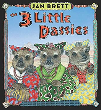 The 3 Little Dassies 9780399254994