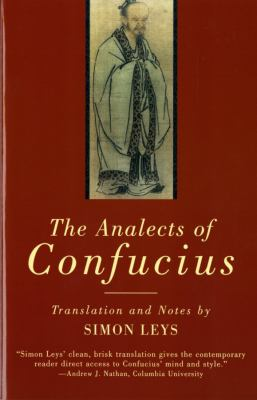 The Analects of Confucius 9780393316995