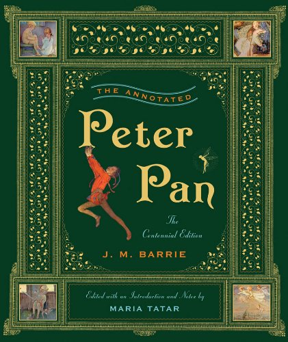 The Annotated Peter Pan 9780393066005