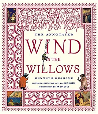 The Annotated Wind in the Willows 9780393057744