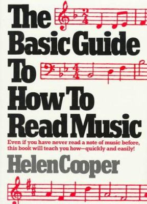 The Basic Guide to How to Read Music 9780399511226