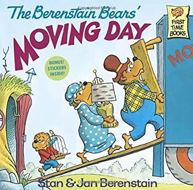The Berenstain Bears' Moving Day 9780394848389