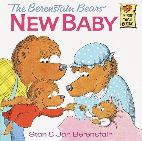 The Berenstain Bears' New Baby 9780394829081