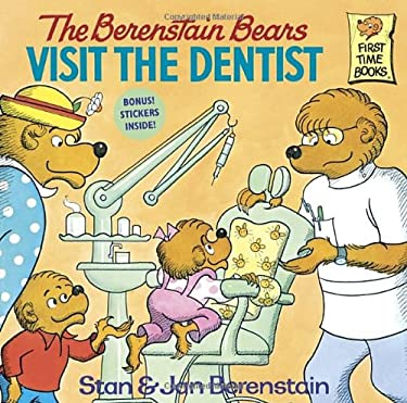 The Berenstain Bears Visit the Dentist 9780394848365