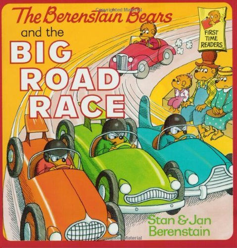 The Berenstain Bears and the Big Road Race 9780394891347