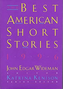 The Best American Short Stories 1996 9780395752913