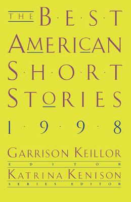 The Best American Short Stories 9780395875148
