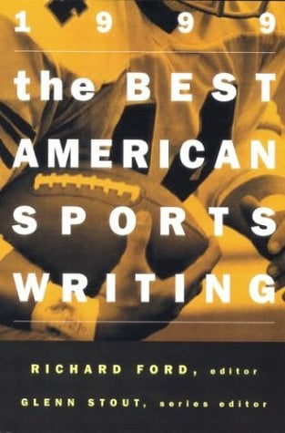 The Best American Sports Writing 9780395930564