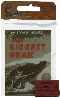 The Biggest Bear [With Book] 9780395479513