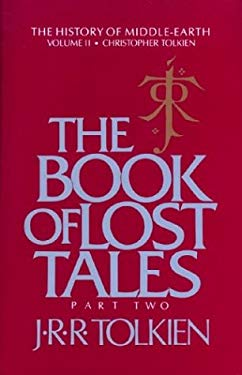 The Book of Lost Tales Part II 9780395366141