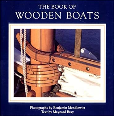 The Book of Wooden Boats 9780393034172