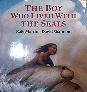 The Boy Who Lived with the Seals 9780399224133