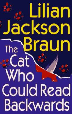 The Cat Who Could Read Backwards 9780399142864