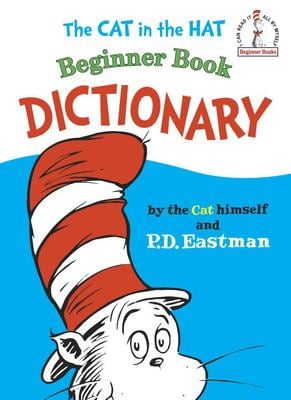 The Cat in the Hat Beginner Book Dictionary 9780394810096
