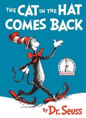 The Cat In The Hat Isbn