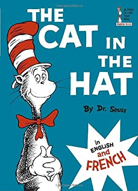 The Cat in the Hat/Le Chat Au Chapeau 9780394801711