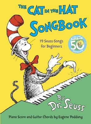 The Cat in the Hat Songbook 9780394816951