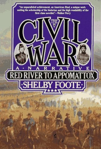 The Civil War: V3 Red River to Appomattox 9780394746227