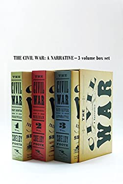 The Civil War: A Narrative 9780394749136