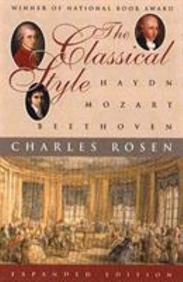 The Classical Style: Haydn, Mozart, Beethoven 9780393317121