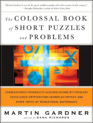 The Colossal Book of Short Puzzles and Problems 9780393061147