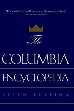The Columbia Encyclopedia: Fifth Edition 9780395624388