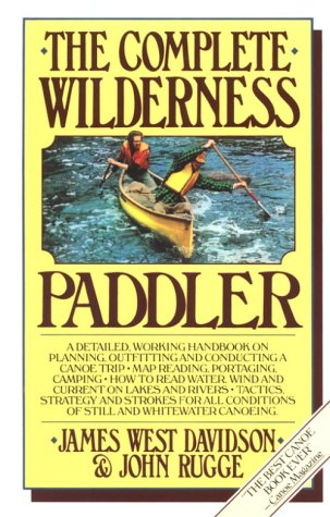 Complete Wilderness Paddler 9780394711539