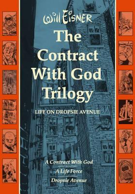 The Contract with God Trilogy: Life on Dropsie Avenue 9780393061055