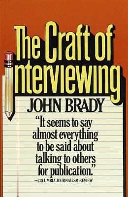 The Craft of Interviewing 9780394724690