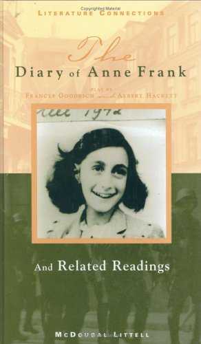 The Diary of Anne Frank: And Related Readings 9780395833643